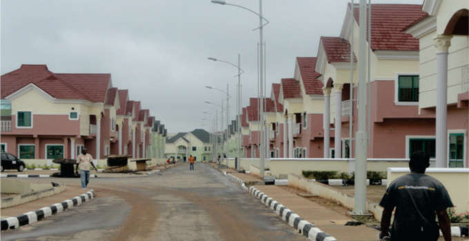 abuja housing estates