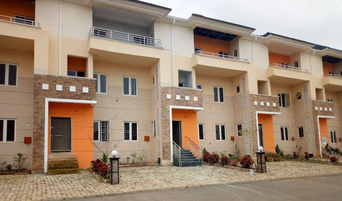 apo dutse houses