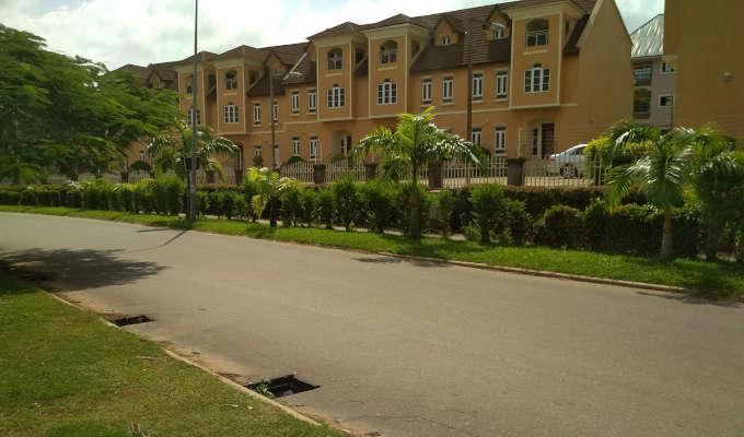 gudu abuja residential street