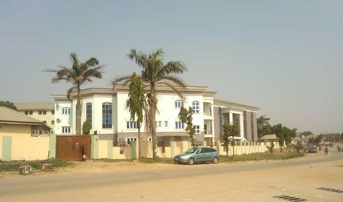 kubwa property