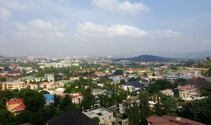 abuja city view