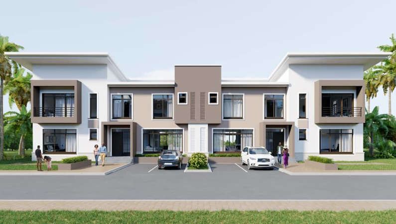 apo dutse semi detached house 4626