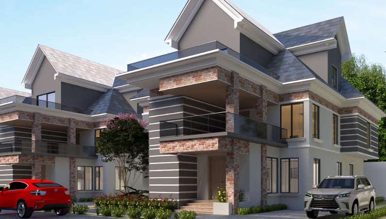 asokoro detached house 4963