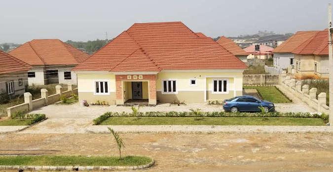 bungalow nigeria