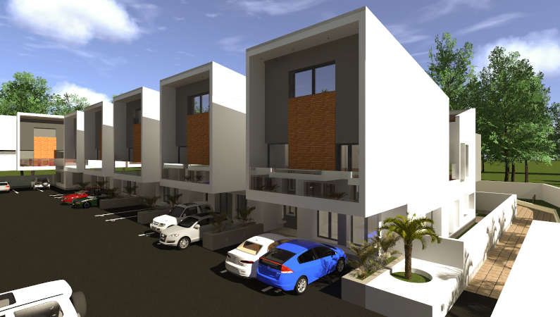 katampe extension terraced house 4861
