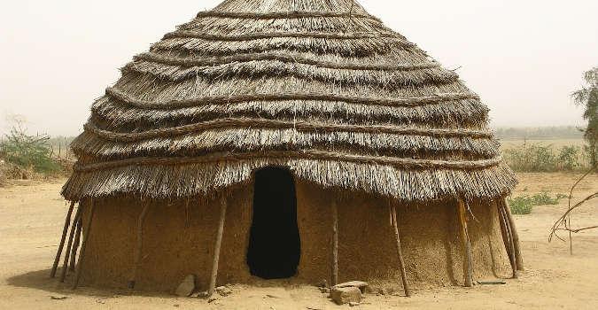 traditional hausa house nigeria
