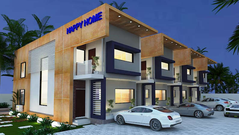 suleja terraced house 5836