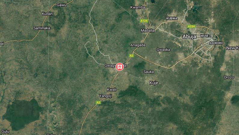 gwagwalada land map