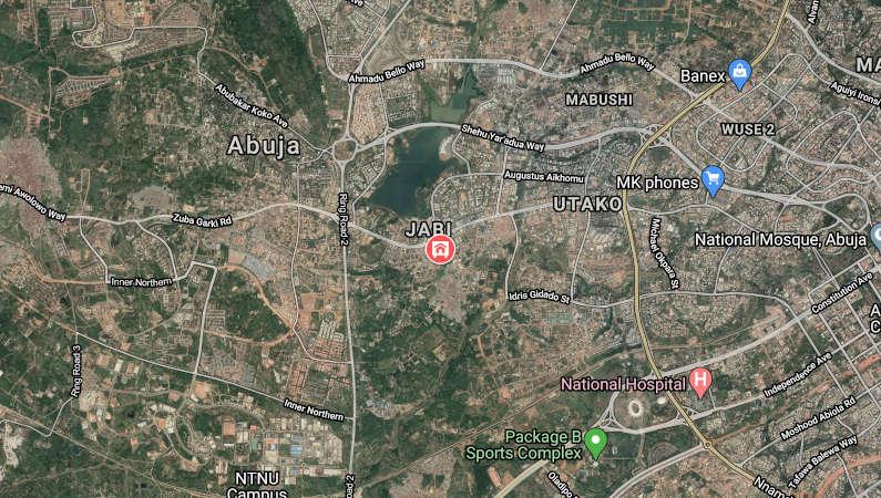 jabi land map
