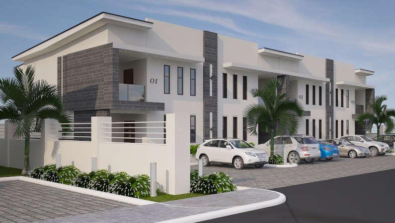 karsana terraced house 6260