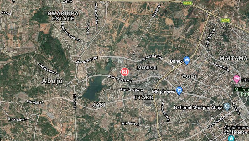 mabushi land map