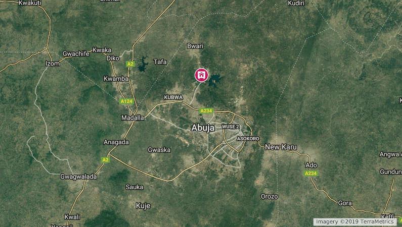 ushapa land map