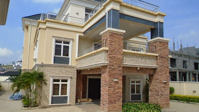 asokoro detached house 6438