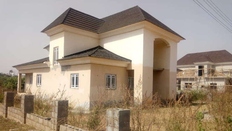 lugbe detached house 6440